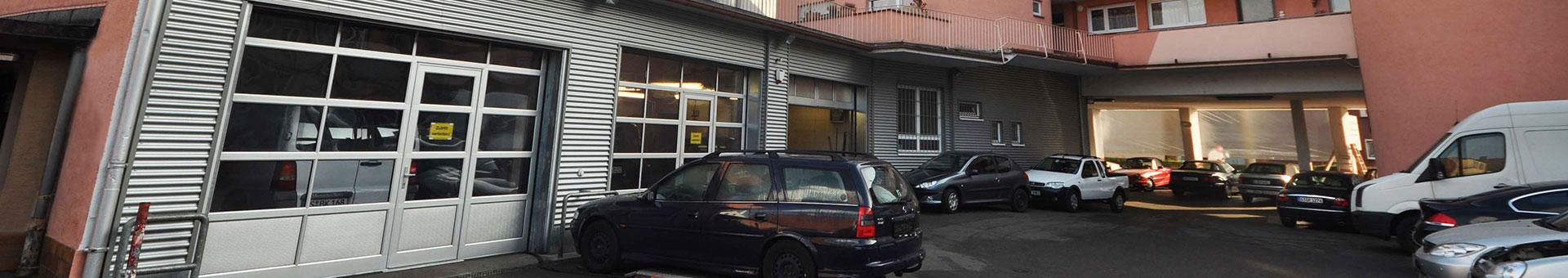 KFZ-Reparaturen Hoffmann Stuttgart Bad Cannstatt
